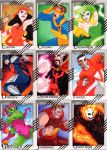 Fleer Retro Heroes and Villains by CapnFlynn