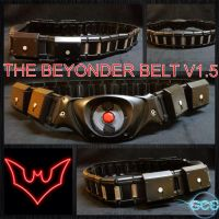 BAtman Beyond Utility Belt V1.5 by Cadmus130