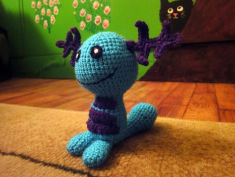 Wooper by Tigrite