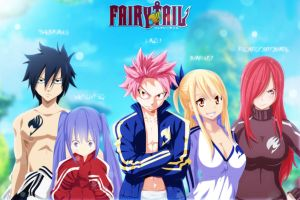 Fairy Tail Collab by Eroishi
