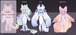 { CLOSED } Wingupuff x TAMED Batch by ValyrianAdopts