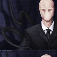 Slender Man - Alt A by mid-nightmare