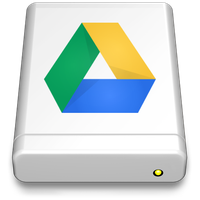 Google Drive Icon by jasonh1234