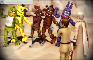 Rumano Question 417 - What animatronics do by Ask-RuMano