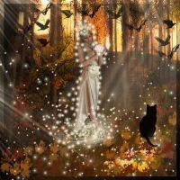 Goddess Of The Autumn... by Villenueve