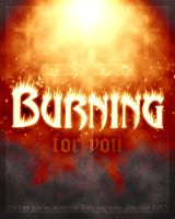 Burning For You by SaraChristensen