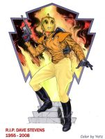 Dave Stevens' Rocketeer by yatz