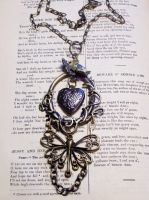 Heart of the Garden Necklace by LeviathanSteamworks