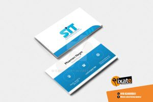 Business Card Design by ElsharQawy