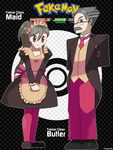 Trainer Class - Maid and Butler by Dragonith