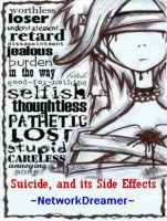 Suicide, and its Side Effects by NetworkDreamer