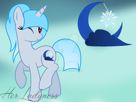 Adult Crystal Ice by HerLadyness