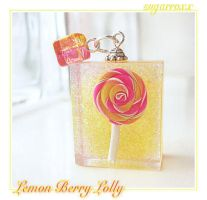 Berry Lemon  Lolly Cubie by SugarRoxx