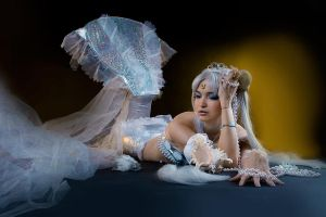 Serenity cosplay Mermaid 4 by Usagi-Tsukino-krv