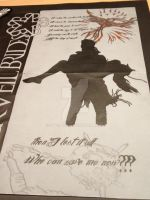 Selfmade Poster FanArt I. (~Black Veil Brides~) by CTFiction