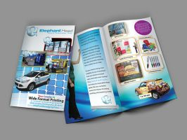 Brochure Design by logodesignbizz