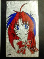 CHIDORI KANAME IN FOIL by jetfree730