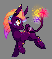 Pop-Rocks the Queen of Pop by Khimi-chan
