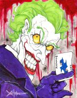 The Joker 9 by ChrisOzFulton
