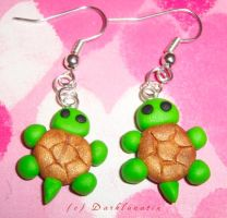 + Tiny turtles + by neko-crafts