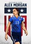 Alex Morgan ft. Ismail Budak Design by SanchezGraphic