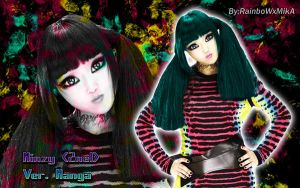 Wall minzy ver manga by RainboWxMikA