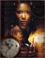 Queen of time by Luddox