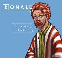 Ronald MD by kinabaki