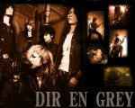 dir en grey wallpaper by DanceRockNight