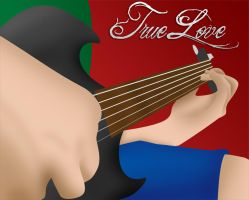 True Love by lost--in--thought