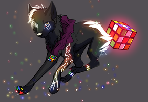 Rubik's Cube adopt auction CLOSED by animaldeathnote