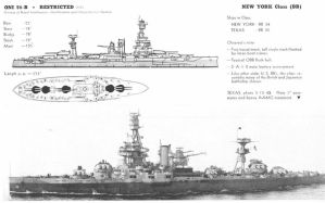Technical Drawings: USS New York by bwan69