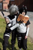 Naruto : God Grant Me Strength Not To Punch Him by Lunalle