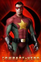 Comrade Hero S by Jeff Chapman by jhansard