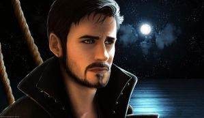 Killian Jones by EllinorNordgren