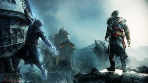Assassin's Creed: Revelations by atty12