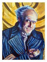 Jim Carrey: Count Olaf by SarahRaynes
