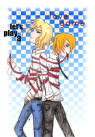 APH- Let's Play a Love Game by Katilis401