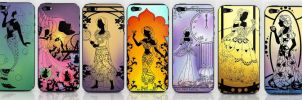 Disney Princess Phone Case by Redhead-K
