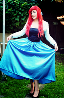 Ariel Cosplay by Dragunova-Cosplay