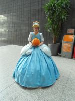 Cinderella MCM October 2012 by Lady-Avalon