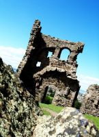 St Anthonys Ruins by CoasterLass