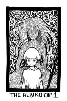 The Albino and the Witch by S-Neo