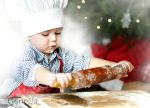 Child Christmas Baking 1 by ForeverCreative