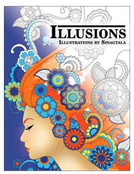 Illusions Coloring Book by sinagtala