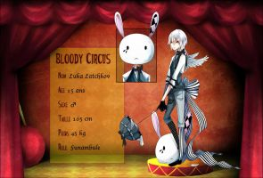 [French-RP] Bloody Circus - Luka Latchkov. by Hopeless-Hana