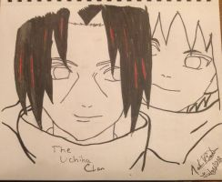 The Uchiha Clan by Jhackney1337