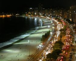 Copacabana by chw
