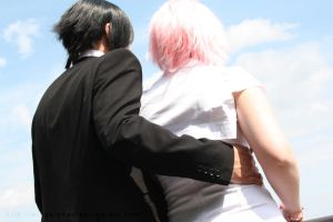 SasuSaku - Sky by Wings-chan