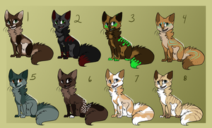 Cat Adopts- OTA (Closed) by HP-Adopts